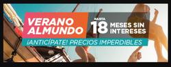 Ofertas de Almundo  en el folleto de Puerto Aventuras