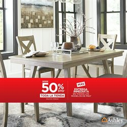 Catálogo Ashley Furniture en Cuajimalpa de Morelos ( Caducado )