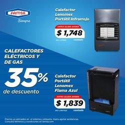 Ofertas de Hogar y Muebles en el catálogo de Famsa en San Pedro Garza García ( Publicado hoy )