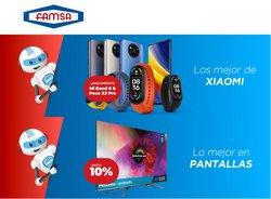 Ofertas de Famsa en el catálogo de Famsa ( Vence mañana)