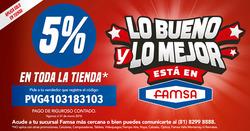 Ofertas de Famsa  en el folleto de Tlajomulco de Zúñiga