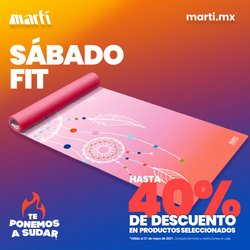 Catálogo Martí ( Vencido)