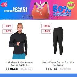 Ofertas de Puma en el catálogo de Martí ( Publicado hoy)