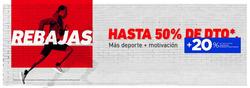 Ofertas de Deporte  en el folleto de Martí en Salamanca