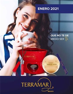 Ofertas de Perfumerías y Belleza en el catálogo de Terramar Brands en Salamanca ( 9 días más )
