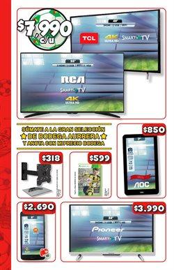 Ofertas de Pioneer  en el folleto de BancoAzteca_ en Ciudad de México
