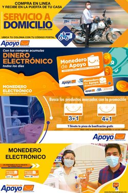 Ofertas de Farmacias y Salud en el catálogo de Farmacias de Apoyo ( 5 días más)