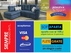 Catálogo Sofamex en Benito Juárez (CDMX) ( Publicado ayer )