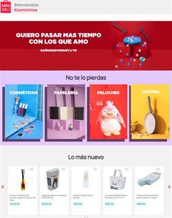 Ofertas de Perfumerías y Belleza en el catálogo de Miniso en Playa del Carmen ( 5 días más )