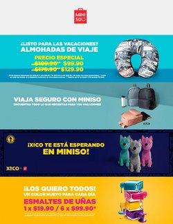 Ofertas de Perfumerías y Belleza en el catálogo de Miniso en Irapuato ( 20 días más )