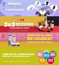Ofertas de Perfumerías y Belleza en el catálogo de Miniso ( Publicado hoy)