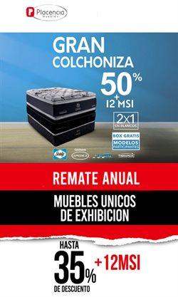 Catálogo Muebles Placencia ( Caducado )