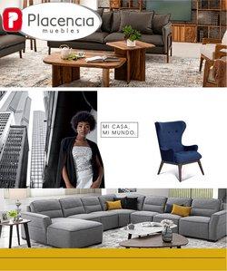 Catálogo Muebles Placencia ( 6 días más )