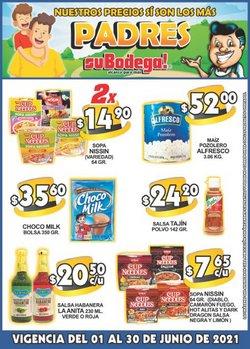 Ofertas de SuBodega en el catálogo de SuBodega ( 10 días más)