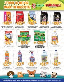 Ofertas de SuBodega en el catálogo de SuBodega ( Publicado hoy)