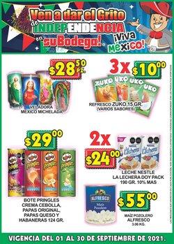 Ofertas de SuBodega en el catálogo de SuBodega ( 11 días más)
