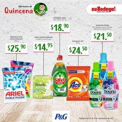 Ofertas de SuBodega en el catálogo de SuBodega ( 3 días más)