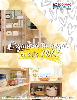 Ofertas de Hogar y Muebles en el catálogo de Sodimac Homecenter en Veracruz ( 10 días más )