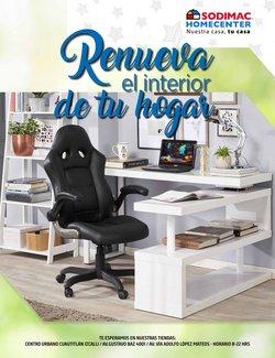 Ofertas de Hogar y Muebles en el catálogo de Sodimac Homecenter en Cuauhtémoc (CDMX) ( Publicado hoy )