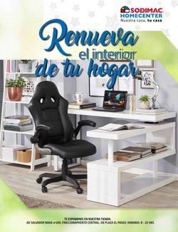 Ofertas de Hogar y Muebles en el catálogo de Sodimac Homecenter en Soledad de Graciano Sánchez ( 22 días más )