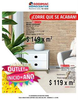 Ofertas de Hogar y Muebles en el catálogo de Sodimac Homecenter en Veracruz ( 19 días más )