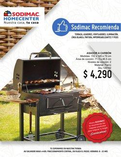 Catálogo Sodimac Homecenter ( 16 días más )