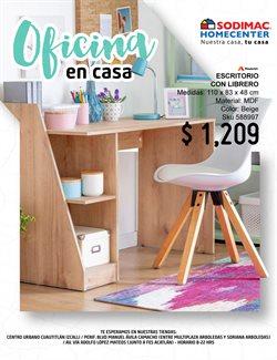 Catálogo Sodimac Homecenter ( Publicado hoy )