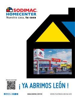 Ofertas de Tiendas Departamentales en el catálogo de Sodimac Homecenter ( 5 días más)