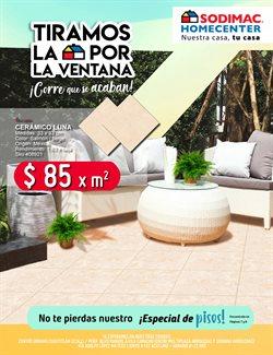 Ofertas de Hogar y Muebles en el catálogo de Sodimac Homecenter ( Vence mañana)