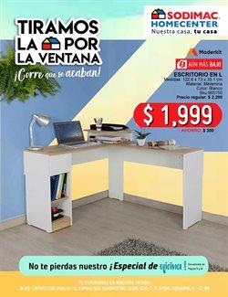 Ofertas de Sodimac Homecenter en el catálogo de Sodimac Homecenter ( 6 días más)