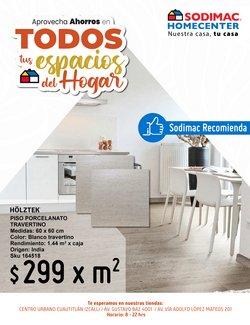 Catálogo Sodimac Homecenter ( Publicado hoy)