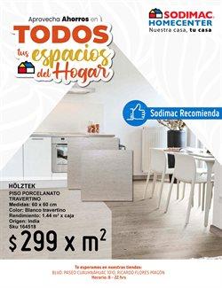 Ofertas de Ferreterías y Construcción en el catálogo de Sodimac Homecenter ( Publicado ayer)