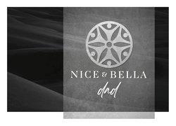 Ofertas de Perfumerías y Belleza en el catálogo de Nice ( 5 días más)