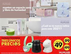 Ofertas de Tiendas Departamentales en el catálogo de Mumuso en Playas de Rosarito ( 2 días publicado )