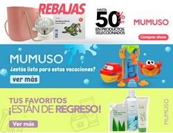 Ofertas de Mumuso en el catálogo de Mumuso ( Vencido)