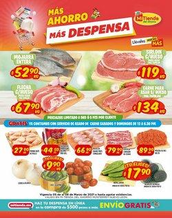 Ofertas de Tiendas Departamentales en el catálogo de Mi Tienda del Ahorro en Santa Catarina (Nuevo León) ( Vence mañana )