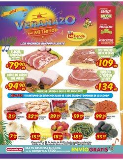 Ofertas de Hiper-Supermercados en el catálogo de Mi Tienda del Ahorro ( Vence mañana)