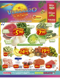 Ofertas de Hiper-Supermercados en el catálogo de Mi Tienda del Ahorro ( Publicado hoy)