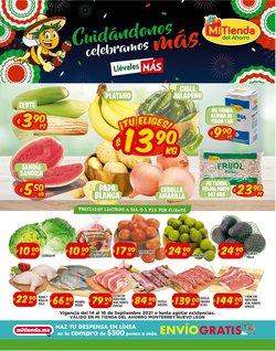 Ofertas de Hiper-Supermercados en el catálogo de Mi Tienda del Ahorro ( Vence hoy)