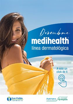 Ofertas de Farmacias y Salud  en el folleto de Italmex - Medihealth en Guamúchil