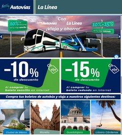 Ofertas de Viajes en el catálogo de Autovías ( 17 días más)