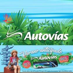 Ofertas de Viajes en el catálogo de Autovías ( 25 días más)