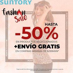 Ofertas de Ropa, Zapatos y Accesorios en el catálogo de Santory ( Publicado hoy)