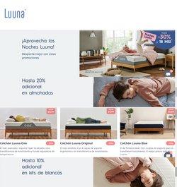 Ofertas de Luuna en el catálogo de Luuna ( 17 días más)
