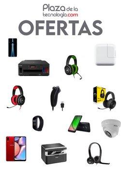 Catálogo Plaza de la Tecnología ( Publicado hoy )