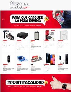 Catálogo Plaza de la Tecnología en Guadalajara ( Caducado )