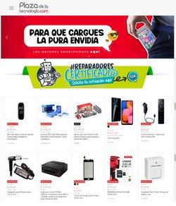 Catálogo Plaza de la Tecnología en Guadalajara ( Vence mañana )