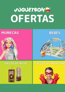 Ofertas de Juguetes y Niños en el catálogo de Juguetrón en Tlalnepantla ( Publicado hoy )
