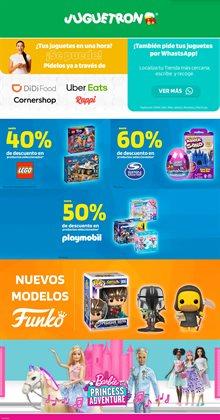 Ofertas de Juguetes y Niños en el catálogo de Juguetrón en Tlalnepantla ( 8 días más )