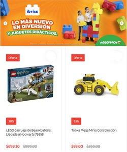 Ofertas de Juguetes y Niños en el catálogo de Juguetrón ( Vence hoy)